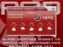 G-Pod Weather