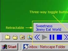 Toolbar Player