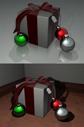 christmas gift [wp]