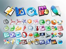 Liquidox Application Icons