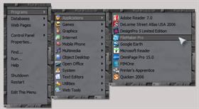 Industrial Strength RightClick Menu