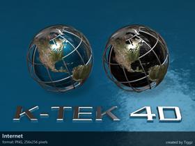 K-TEK 4D  Internet