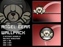 Angel Bear Wallpack