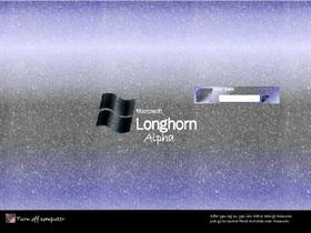 Longhorn Alpha