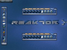 Reaktor Tabbed & Side Docks