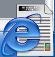Internet Explorer Page