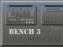 Bench Slim RL