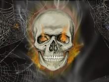 Halloween Skullhead LV