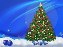 Christmas Tannenbaum