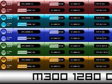 M301 Colour Pack