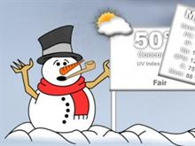 Snowman Widget