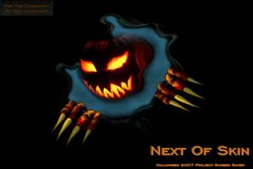 Next Of Skin Halloween