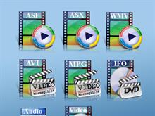 Video File Icons