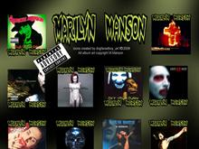 Marilyn Manson Album Pack