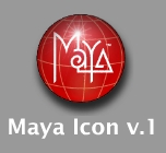 Maya Icon v.1