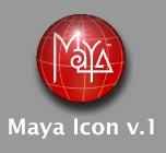 Maya Icon v.1