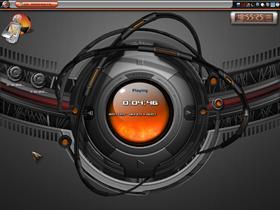 orange MP3