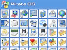 Pirate OS Icons