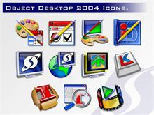 Object Desktop 2004 Icons