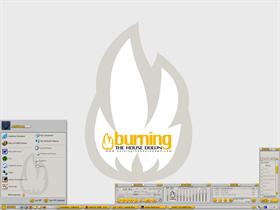 Burning Down The House - screen shot