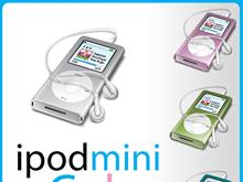 Ipod Mini Color Icons