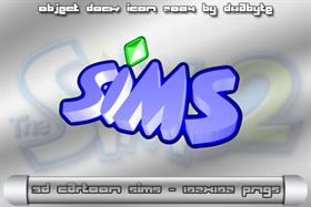 Sims Cartoon 3D