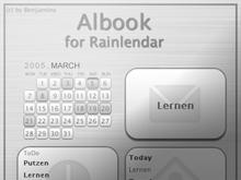 Albook for Rainlendar