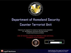 Homeland Security CTU