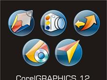 Corel Graphics 12 Dock