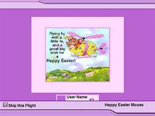 Happy Easter Mouse