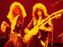 Jimmy Page & Robert Plant