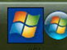Windows Vista Desktop Clock