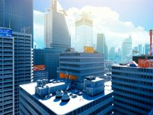 Mirror's Edge: financial district