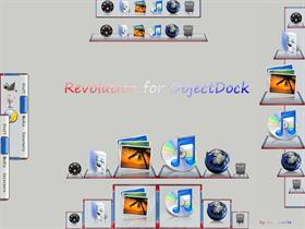 Revolution for ObjectDock