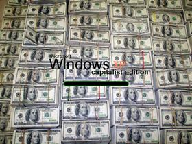 windows XP capitalist edition