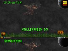 Hollerween DX