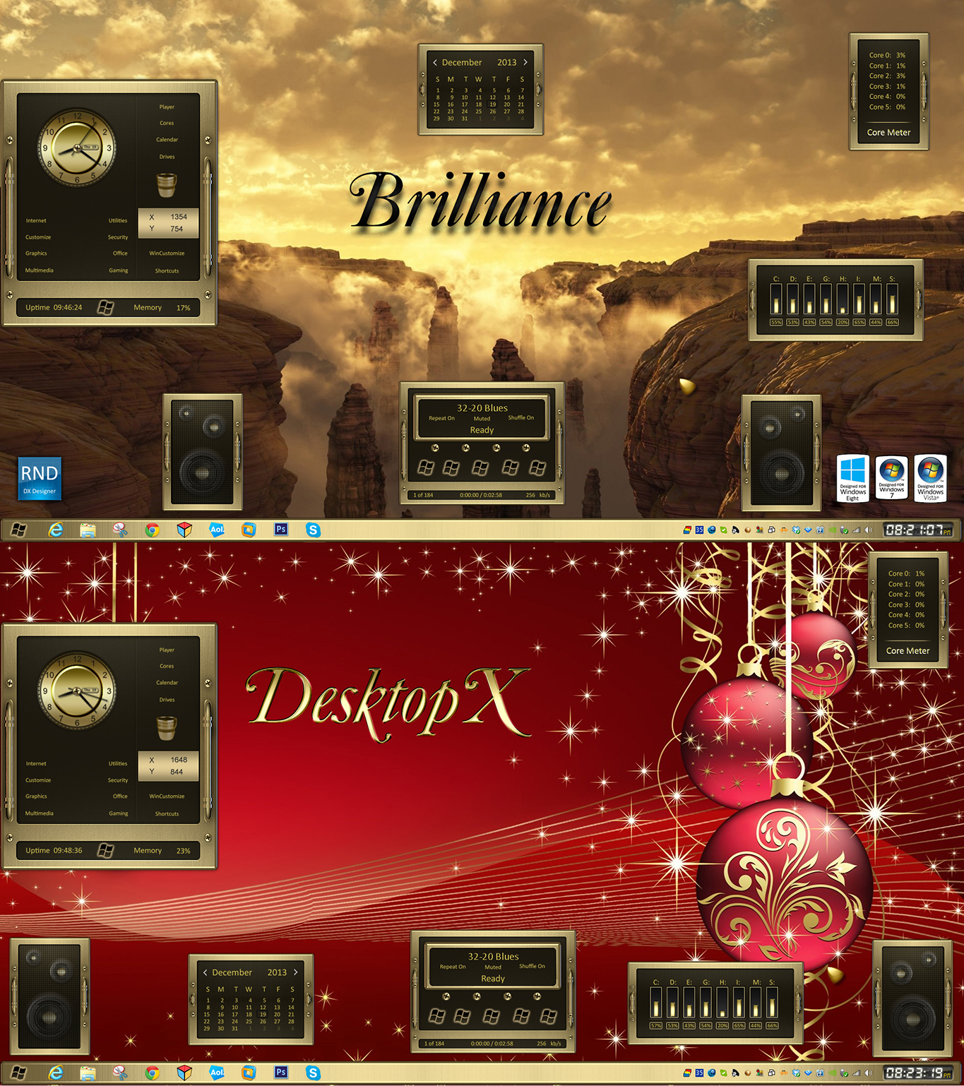 Brilliance DX