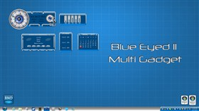 Blue Eyed II Multi Gadget