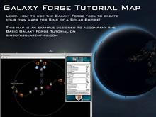 Galaxy Forge Basic Tutorial Map