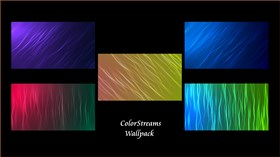 ColorStreams Wallpack