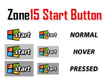 Zone15 Start Button