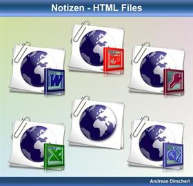 Notizen: HTML Files
