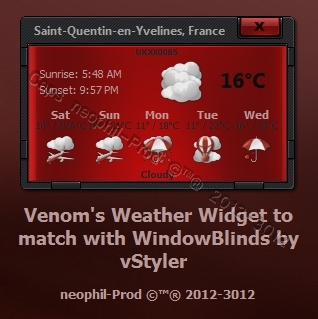 Venom-Weather-Widget_V_1-5