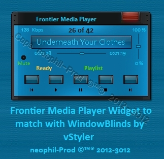 Frontier-Media-Player_Widget