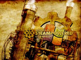 Steampunk Steampowered