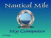 Nautical Mile My Computer