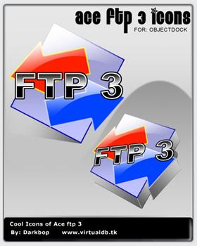 Ace Ftp Icons