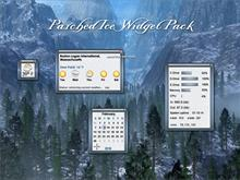Parched Ice Widget Pack