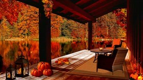 Relaxing_Autumn_Porch_Rain