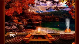 Autumn_Mountain_Lake_Cabin